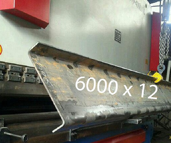 Guillotine 6000mm